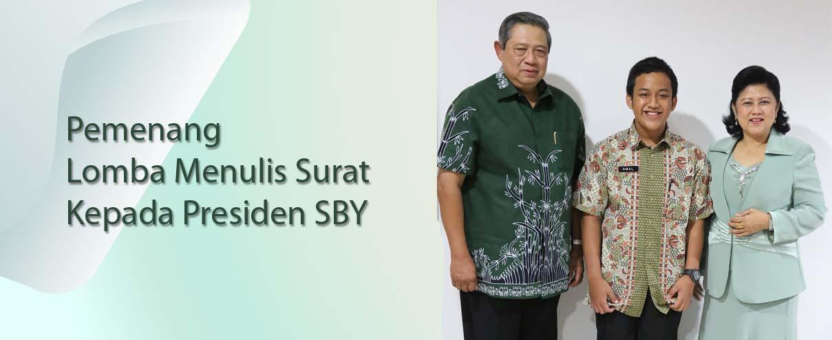 SEHARI BERSAMA PAK SBY